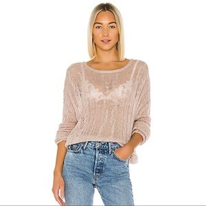 Free People Angel Soft Pullover NWT